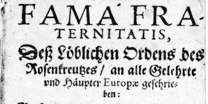 Fama Fraternitatis